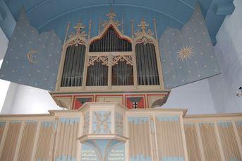Kirche Rysum