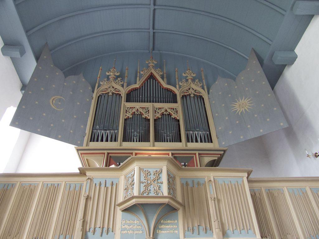 Kirchen & Orgeln
