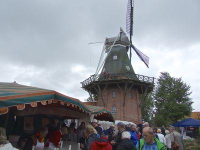 Bild Bauernmarkt Rysum Mühle