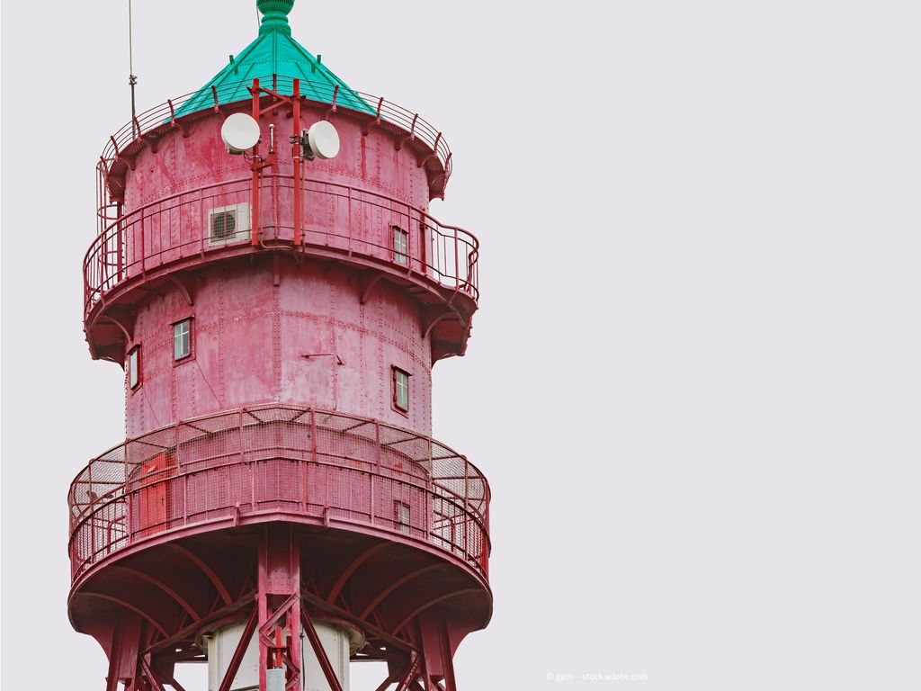 Bild Campener Leuchtturm Hero Kuppel