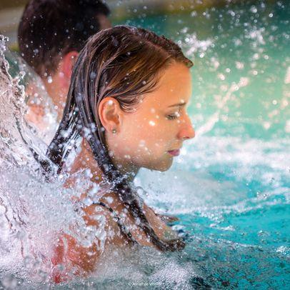Bild Menü Urlaubsthemen Schwimmbad und Sauna Greetsiel