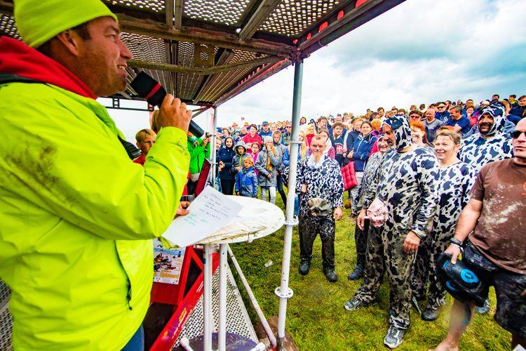 Bild Schlickschlittenrennen Wältmeisterschaft Aktuelle News