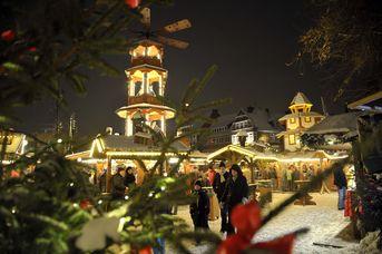 Vorausichtlich - Emder Engelkemarkt - Weihnachtsmarkt