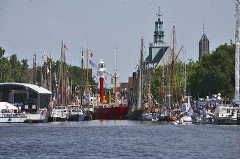 Voraussichtlich -  Delft- und Hafenfest Emden