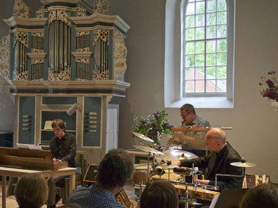 Bild Krummhörner Orgelfrühling Pianisten