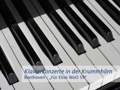 Bild Klavierkonzerte in der Krummhörn 2 Krummhörn für zu Hause