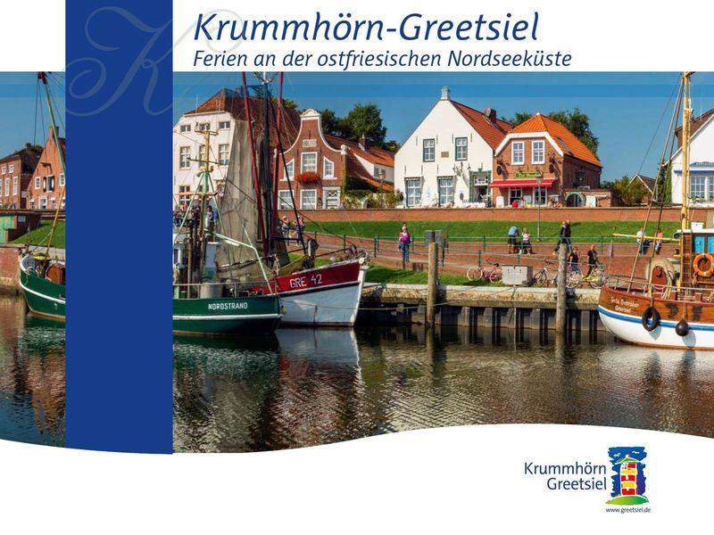 Gastgeberverzeichnis Krummhörn-Greetsiel 2021