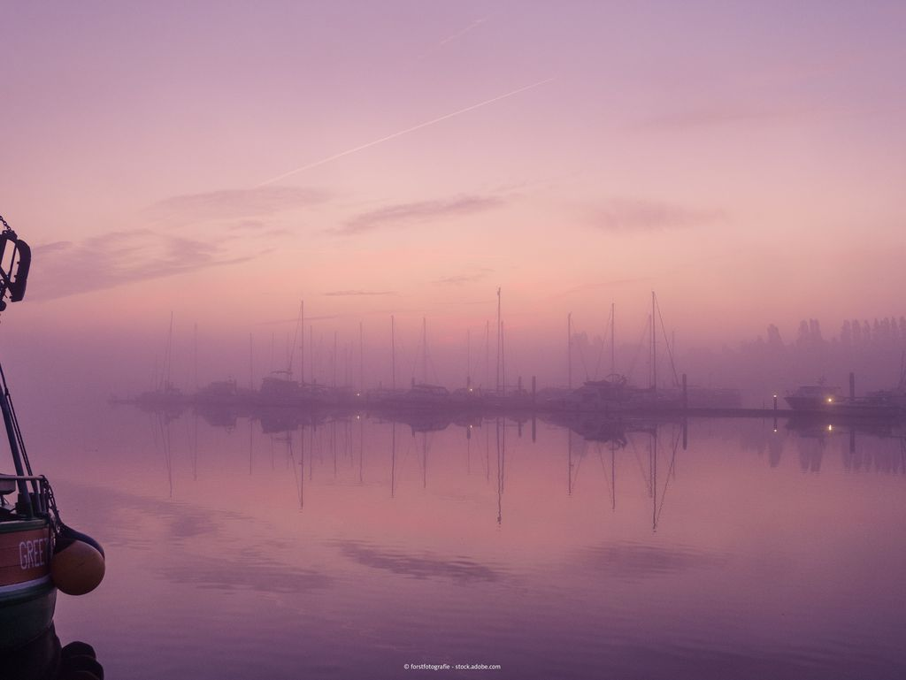 Bild Startseite Greetsiel Hafen
