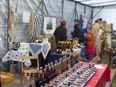 Bild Bauernmarkt Rysum Wein