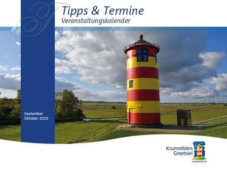 Bild Tipps und Termine September Oktober