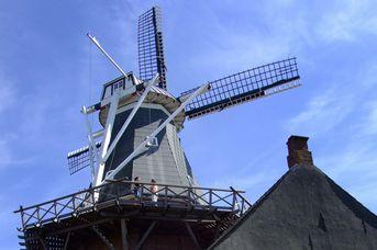 Mühle Rysum