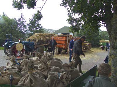 Bild Bauernmarkt Rysum Säcke
