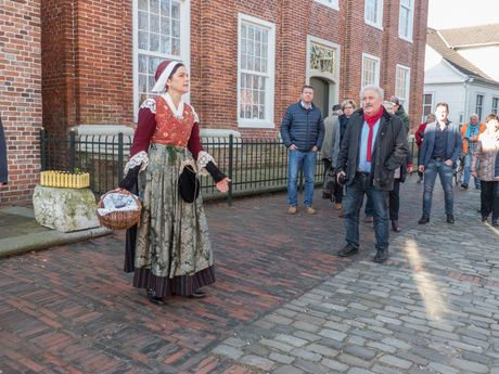 Historic tour with a guide