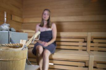 OASE Greetsiel: Sauna wieder geöffnet