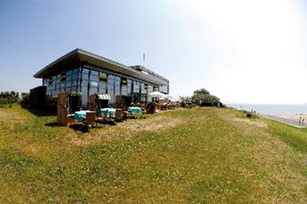 "Restaurant & Cafe ""Strandlust"""