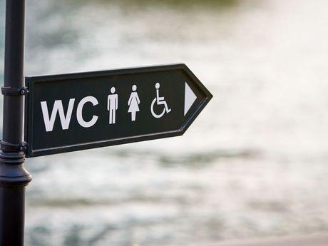Bild Startseite Greetsiel Öffentliche Toiletten