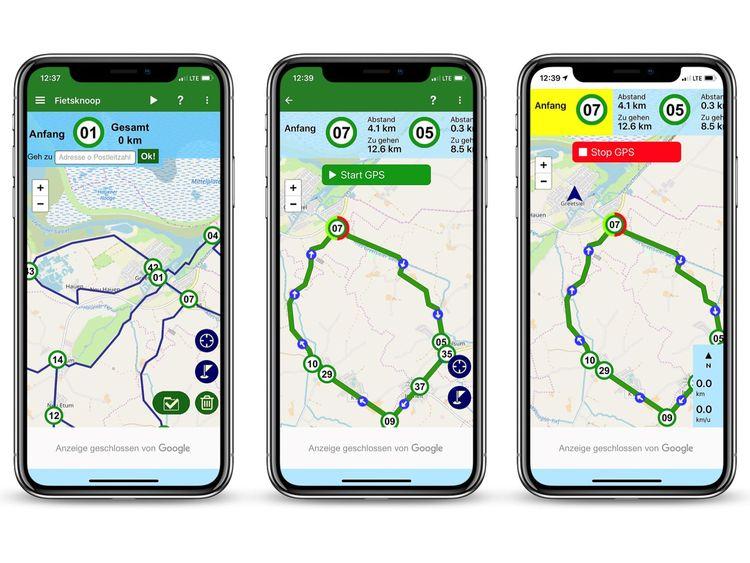 Bild Radfahren App