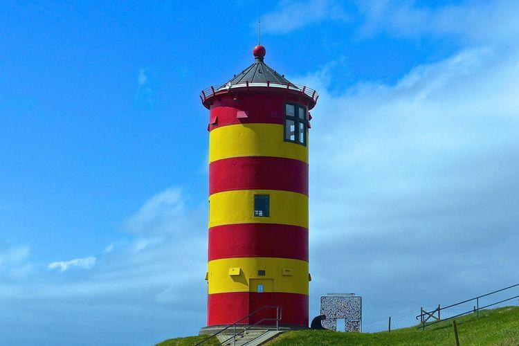 Bild Sehenswürdigkeiten Pilsumer Leuchtturm
