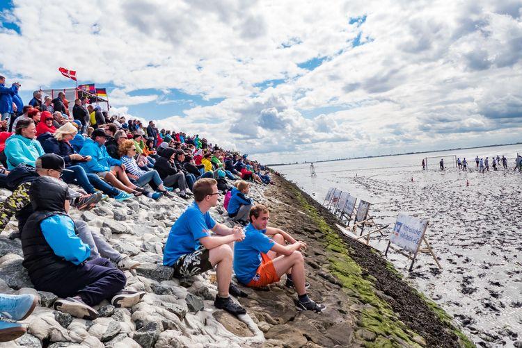 Schlickschlittenrennen Wältmeisterschaft Infos für Zuschauer