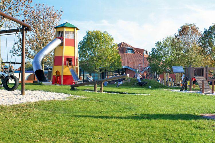 Bild Kinder Abenteuerspielplatz Greetsiel