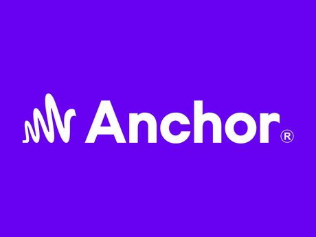 Anchor Podcast Logo