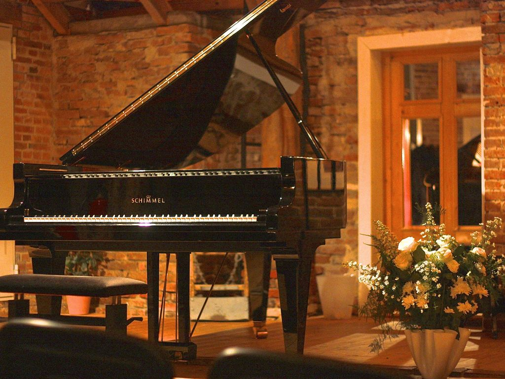 Bild Hero Weltklassik am Klavier