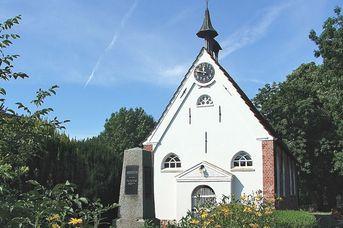 Kirche Woltzeten