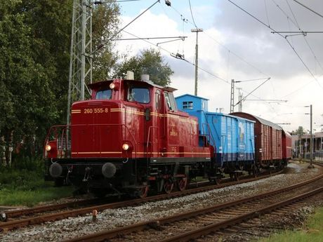 "Bild Museumseisenbahn ""Küstenbahn Ostfriesland e.V."""