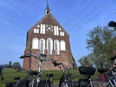 Bild Krummhörner Kirchturmtour Grimersum