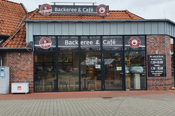 Backshop im Edeka Greetsiel