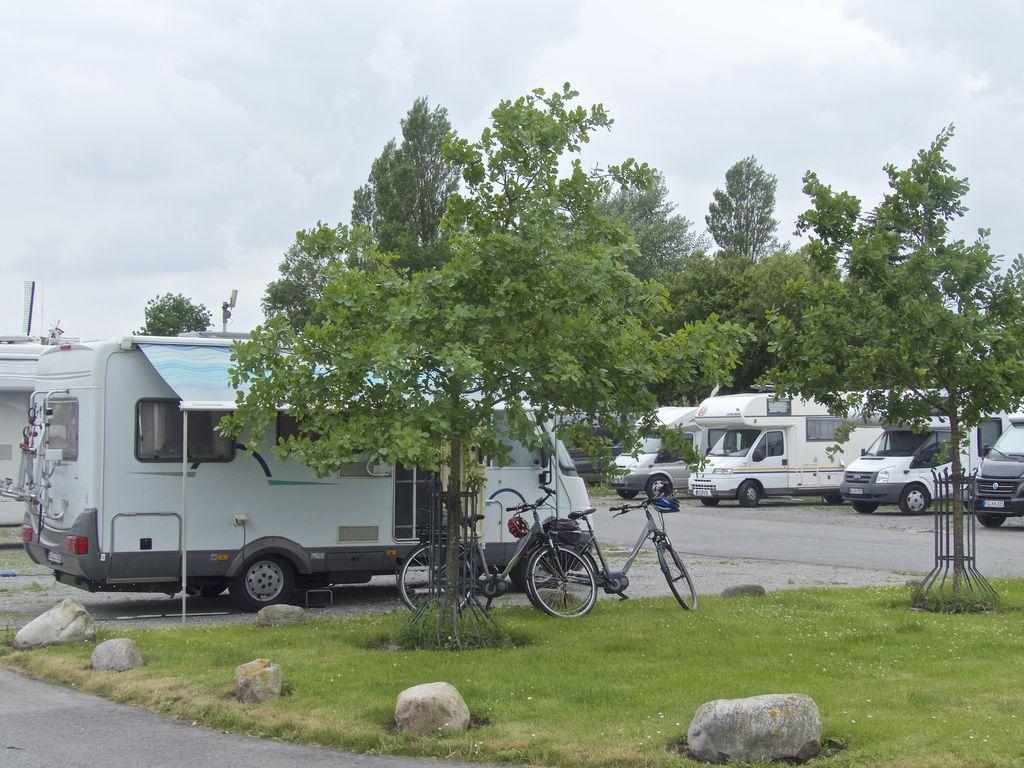 Campingplätze und Wohnmobilstellplätze in der Krummhörn
