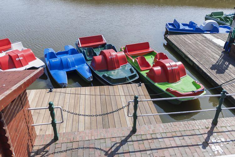Bild Aktivurlaub Touren auf dem Wasser