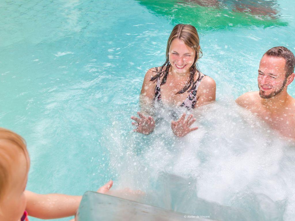Bild Schwimmbad und Sauna Greetsiel Familie