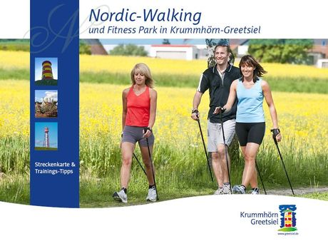 Bild Flyer Nordic-Walking
