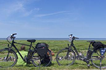 Geführte Radtour: Auf den Spuren der Deicher ... mit Helmut Fischer
