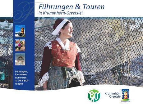 Bild Führungen und Touren Flyer