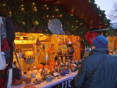 Bild Galerie Weihnachtsmarkt Lüttje Greetmer Wiehnachtsmarkt Handwerksstand